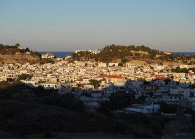 Afandou Village